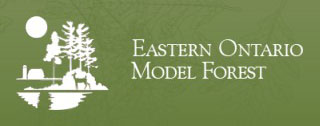 Eastern Ontario Model Forest logo